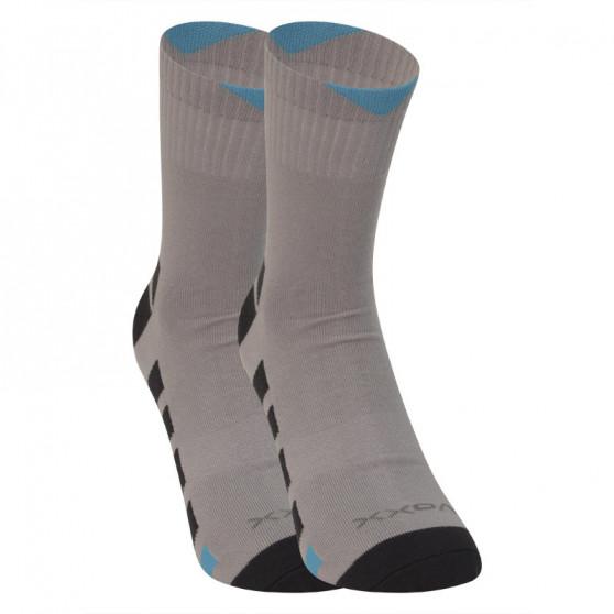 3PACK ponožky VoXX šedé (Gastl)