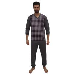 Pánské pyžamo Foltýn vícebarevné (FPD7)