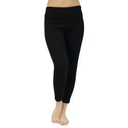 Dámské termo spodky VoXX merino černé (IN04)