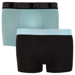 2PACK pánské boxerky Puma vícebarevné (100000884 026)