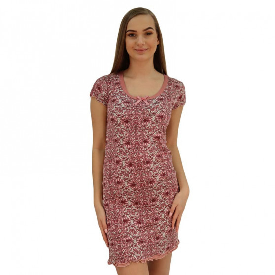 Dámská noční košile Cocoon Secret růžová (COC729-KG)