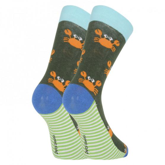 Veselé ponožky Dots Socks krabi (DTS-SX-457-Z)