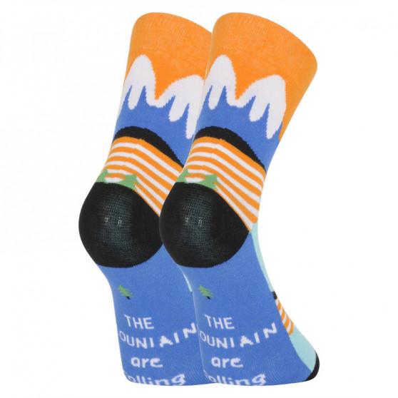 Veselé ponožky Dots Socks hory (DTS-SX-433-X)