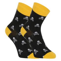 Veselé ponožky Dots Socks lebky (DTS-SX-412-C)