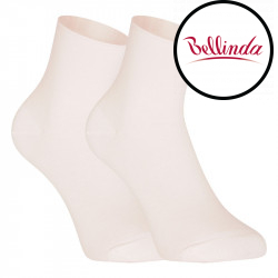 Dámské eko ponožky Bellinda růžové (BE495926-901)