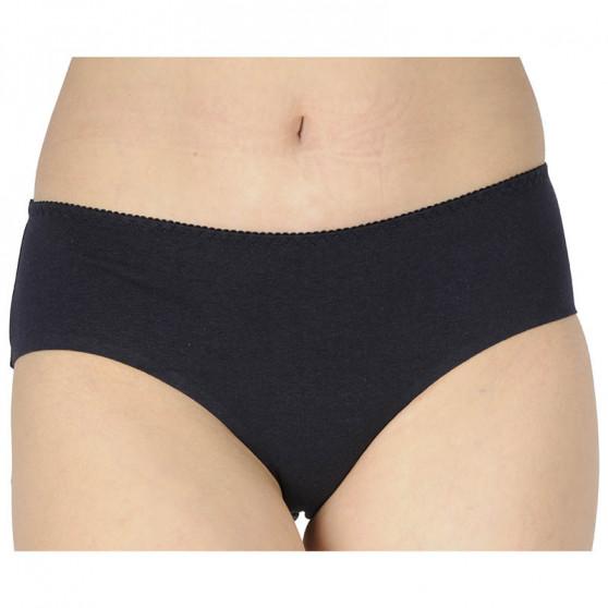2PACK dámské kalhotky Lama černé (L-LC4005 BI)