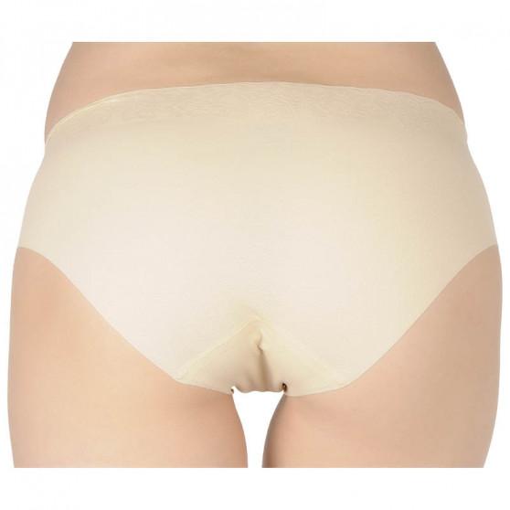 Dámské kalhotky Lama béžové (L-POL 5000 BI-06)