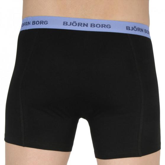 3PACK pánské boxerky Bjorn Borg vícebarevné (2111-1158-90651)