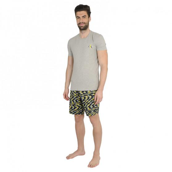 Pánské pyžamo CK ONE vícebarevné (NM1870E-KM3)