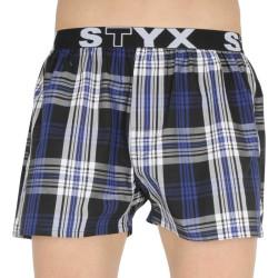 Pánské trenky Styx sportovní guma vícebarevné (B840)