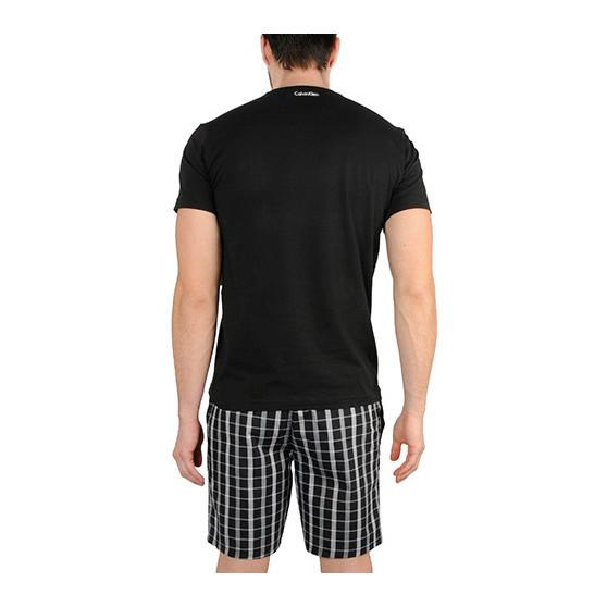 Pánské pyžamo Calvin Klein vícebarevné (NM1746E-JVT)