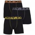 3PACK pánské boxerky Jockey vícebarevné (17301766 498)