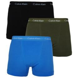 3PACK pánské boxerky Calvin Klein vícebarevné (U2662G-JOI)