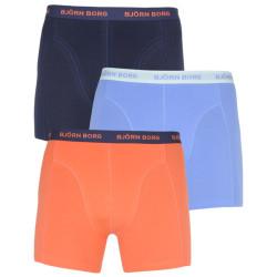 3PACK pánské boxerky Bjorn Borg vícebarevné (2111-1160-72841)
