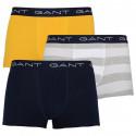 3PACK pánské boxerky Gant vícebarevné (902113013-094)