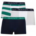 3PACK pánské boxerky Gant vícebarevné (902113013-336)