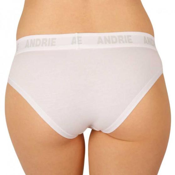 Dámské kalhotky Andrie bílé (PS 2428 A)