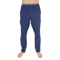 Pánské kalhoty na spaní CK ONE modré (NM1796E-C5F)