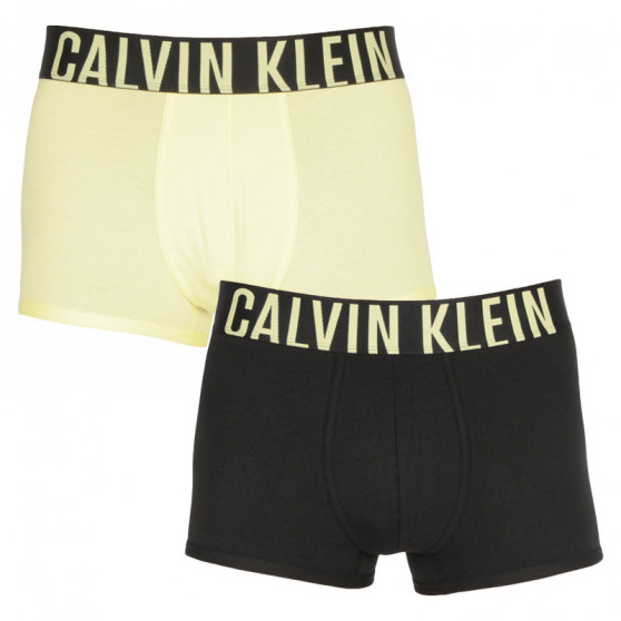 2PACK pánské boxerky Calvin Klein vícebarevné (NB2602A-P18)