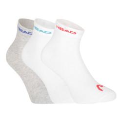 3PACK ponožky HEAD vícebarevné (761011001 003)