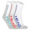 3PACK ponožky HEAD vícebarevné (791010001 003)