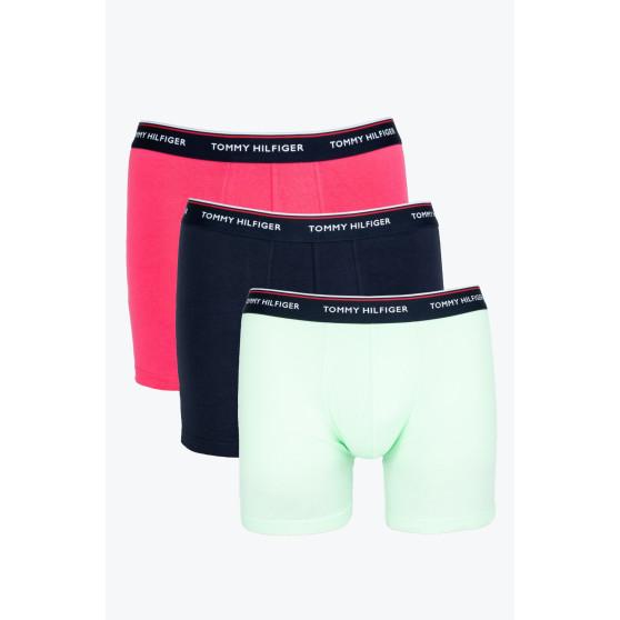 3PACK pánské boxerky Tommy Hilfiger vícebarevné (UM0UM00010 0XH)