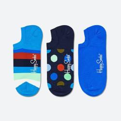3PACK Ponožky Happy Socks Stripe (STR39-6300)