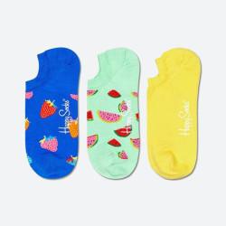 3PACK Ponožky Happy Socks Fruit (FRU39-7000)