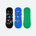 3PACK Ponožky Happy Socks Barbeque Liner (BAR18-9300)