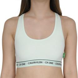 Dámská podprsenka CK ONE zelená (QF5939E-L2Y)