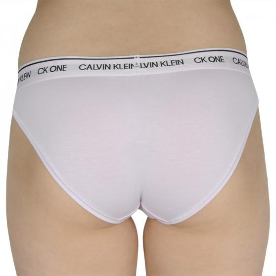 Dámské kalhotky CK ONE fialové (QF5940E-VOU)