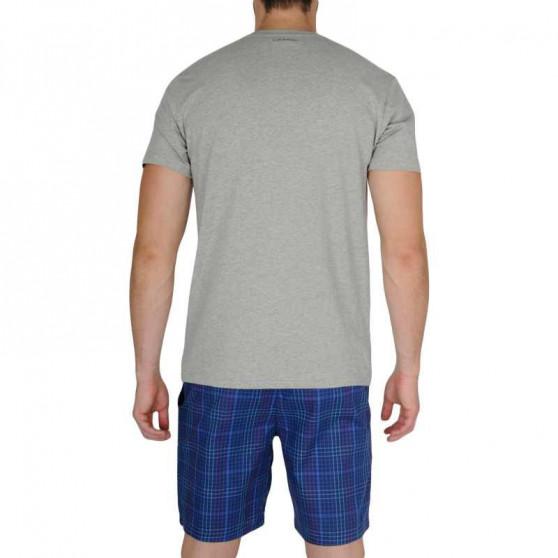 Pánské pyžamo Calvin Klein vícebarevné (NM1746E-JVV)