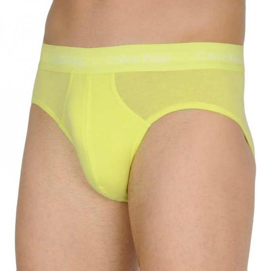 3PACK pánské slipy Calvin Klein vícebarevné (U2661G-KKV)
