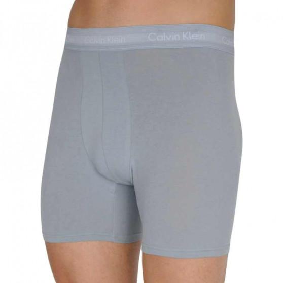3PACK pánské boxerky Calvin Klein vícebarevné (NB1770A-K7O)