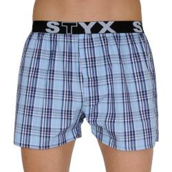 Pánské trenky Styx sportovní guma vícebarevné (B104)
