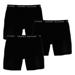 3PACK pánské boxerky Tommy Hilfiger černé (UM0UM02204 0VI)