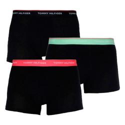 3PACK pánské boxerky Tommy Hilfiger tmavě modré (UM0UM01642 0XH)