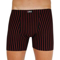 Pánské boxerky Gino černé (74130)