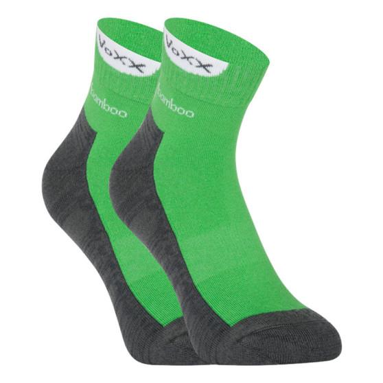 Ponožky VoXX bambusové zelené (Brooke)