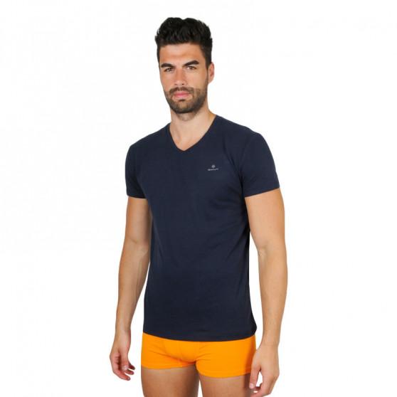 2PACK pánské tričko Gant modré/bílé (901002118-109)