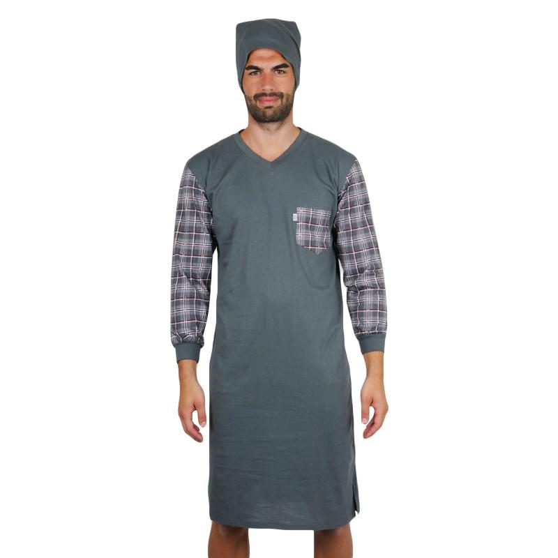 Pánská noční košile Foltýn (FNK10) XXL