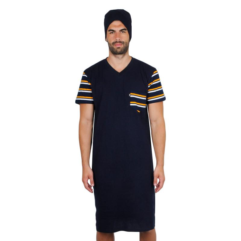 Pánská noční košile Foltýn (FNK2) XXL