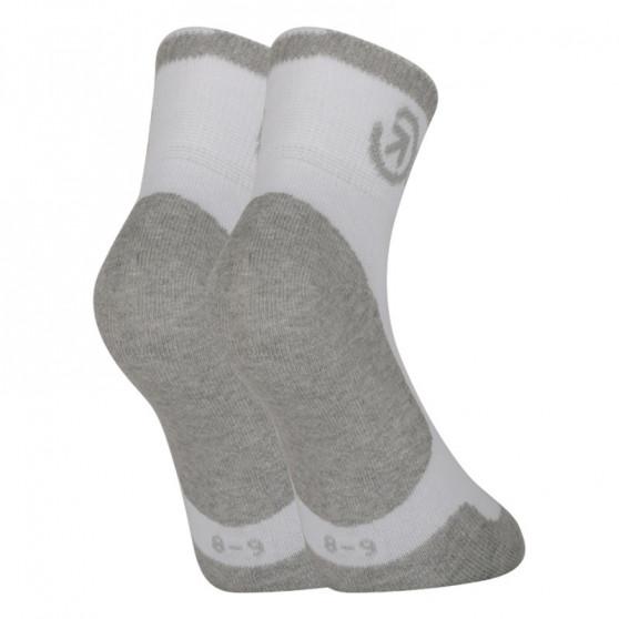 3PACK ponožky Meatfly vícebarevné (Middle White)
