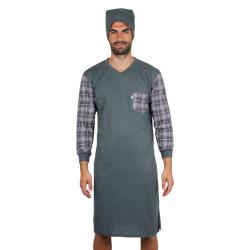 Pánská noční košile Foltýn nadrozměr (FNKN10)