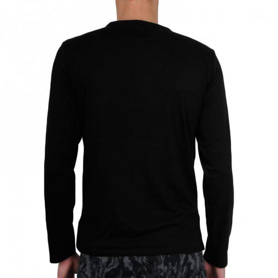 Pánské tričko Calvin Klein černé (NM1958E-UB1)