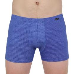 Pánské boxerky Andrie modré (PS 5518 C)