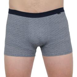 Pánské boxerky Andrie šedé (PS 5337 A)