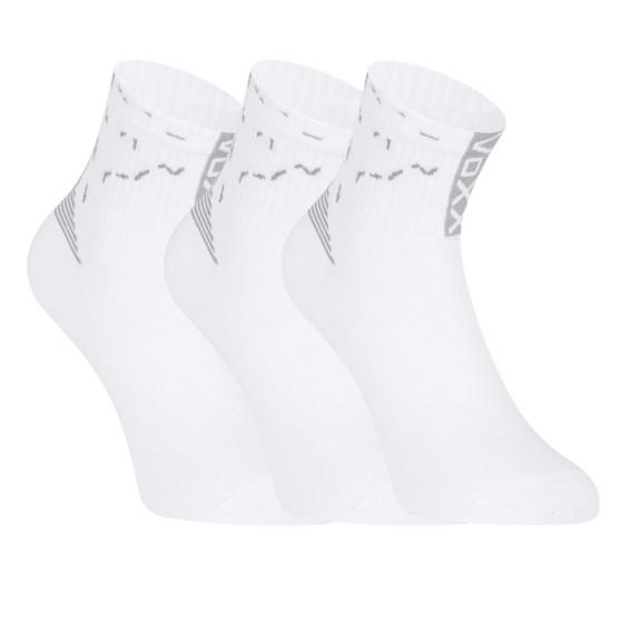 3PACK ponožky VoXX bílé (Codex)
