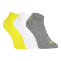 3PACK ponožky HEAD vícebarevné (761010001 004)