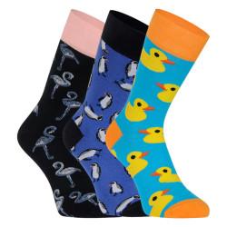 3PACK ponožky Lonka vícebarevné (Depate mix H)